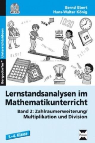 Zahlraumerweiterung / Multiplikation und Division