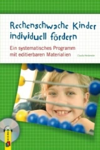 Rechenschwache Kinder individuell fördern