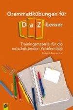 Grammatikübungen für DaZ-Lerner