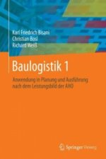 Baulogistik, m. CD-ROM. Bd.1