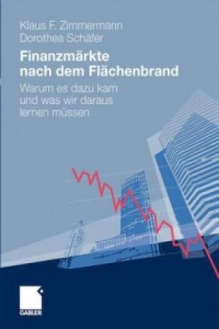 Finanzmarkte nach dem Flachenbrand