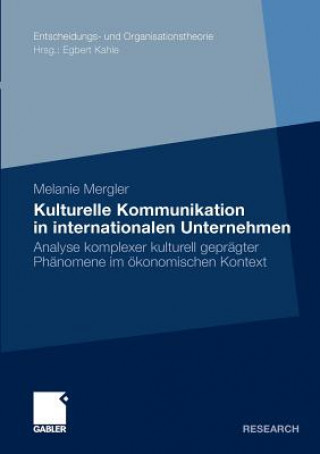 Kulturelle Kommunikation in Internationalen Unternehmen