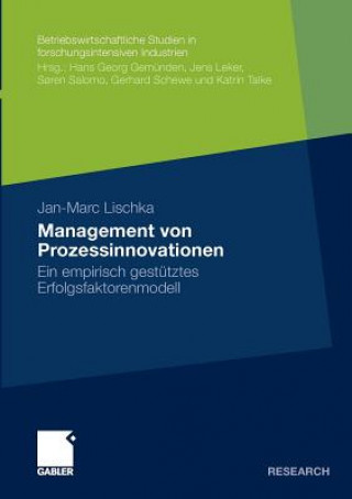 Management Von Prozessinnovationen