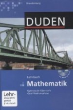 Duden Mathematik - Gymnasiale Oberstufe, Qualifikationsphase Brandenburg, m. CD-ROM