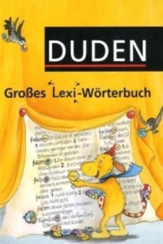 Großes Lexi-Wörterbuch - 1.-4. Schuljahr