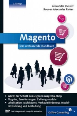 Magento - Das umfassende Handbuch