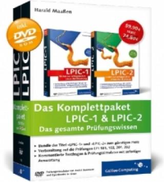 Das Komplettpaket LPIC-1 & LPIC-2