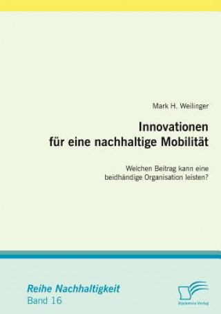 Innovationen F r Eine Nachhaltige Mobilit t