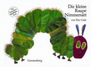 Die kleine Raupe Nimmersatt, kleine Ausgabe