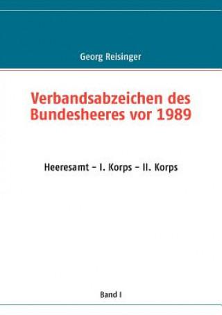 Verbandsabzeichen des Bundesheeres vor 1989