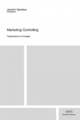 Marketing-Controlling: Praxishandbuch für Einsteiger