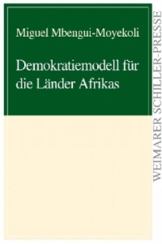 Demokratiemodelle für die Länder Afrikas