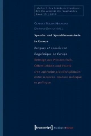 Sprache und Sprachbewusstsein in Europa