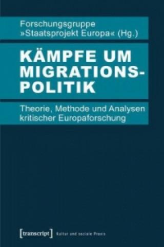 Kämpfe um Migrationspolitik