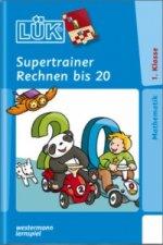 Supertrainer Rechnen bis 20