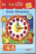 Erste Uhrzeiten