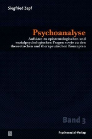 Psychoanalyse. 3 Bde.