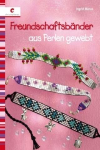 Freundschaftbänder aus Perlen gewebt