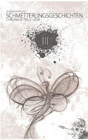 Schmetterlingsgeschichten - The White Edition