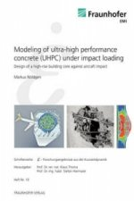 Modeling of Ultra-High Performance Concrete (UHPC) under Impact Loading