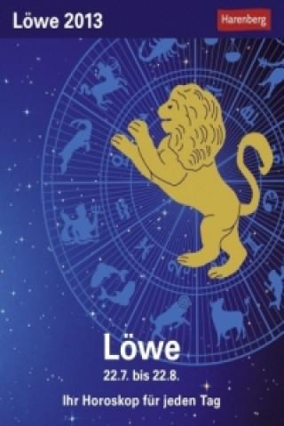 Löwe, Abreißkalender 2014