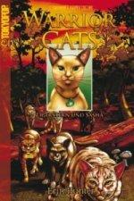 Warrior Cats, Tigerstern und Sasha