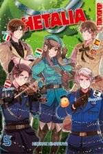Hetalia - Axis Powers. Bd.5