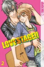 Love Stage!!. Bd.2