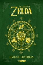 The Legend of Zelda - Hyrule Historia, Artbook