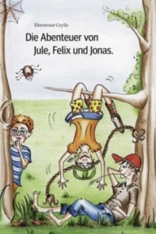 Die Abenteuer von Jule, Felix und Jonas.