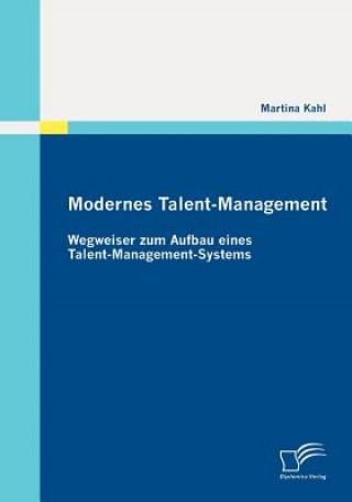 Modernes Talent-Management