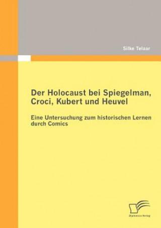 Holocaust Bei Spiegelman, Croci, Kubert Und Heuvel