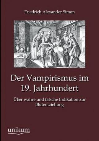 Vampirismus Im 19. Jahrhundert