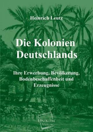 Kolonien Deutschlands