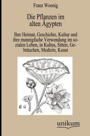 Pflanzen Im Alten AEgypten