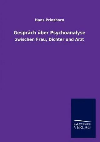 Gesprach UEber Psychoanalyse