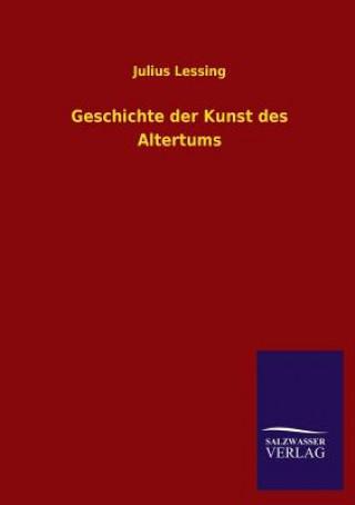 Geschichte Der Kunst Des Altertums