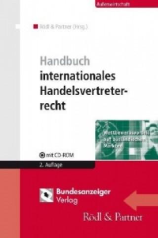 Handbuch internationales Handelsvertreterrecht