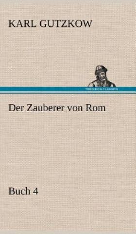 Zauberer Von Rom, Buch 4