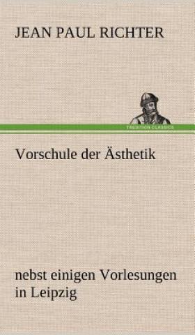 Vorschule Der Asthetik