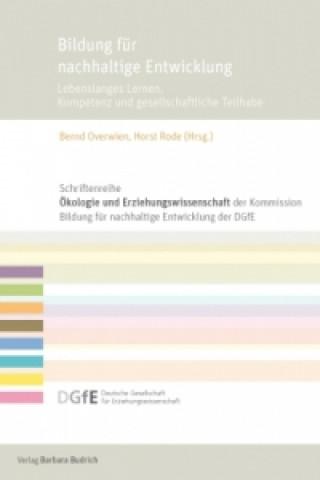 Bildung für nachhaltige Entwicklung