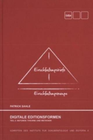 Digitale Editionsformen - Teil 2: Befunde, Theorie und Methodik