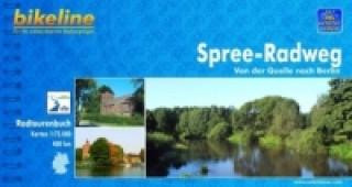 Bikeline Radtourenbuch Spree-Radweg
