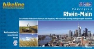 Bikeline Radtourenbuch Rhein-Main