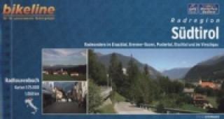 Bikline Radtourenatlas Radregion Südtirol