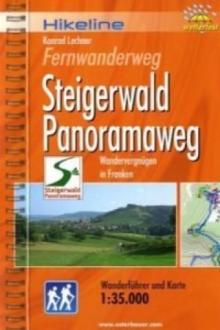 Hikeline Wanderführer Fernwanderweg Steigerwald Panoramaweg