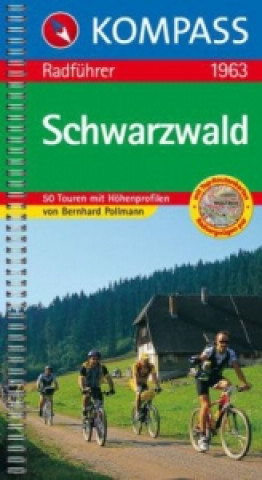 Kompass Radführer Schwarzwald