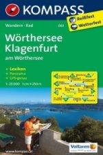 Wörthersee, Klagenfurt am Wörthersee
