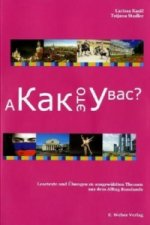 A Kak eto y bac, m. Audio-CD