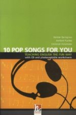 10 Pop Songs for You, w. Audio-CD